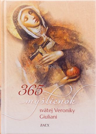 365 myšlienok svätej Veroniky Giuliani