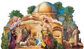 Betlehem: papierový (BS0106)
