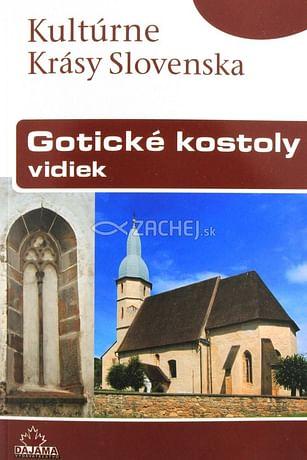 Gotické kostoly - vidiek