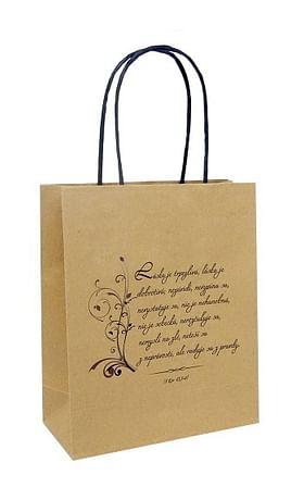 Darčeková taška: Hymnus na lásku