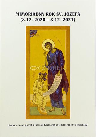 Mimoriadny rok sv. Jozefa (8.12.2020 - 8.12.2021) + obrázok