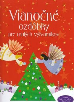 Vianočné ozdôbky pre malých výtvarníkov