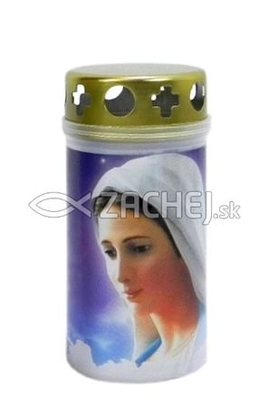 Kahanec: Panna Mária Medžugorská, plastový - 11,5 cm