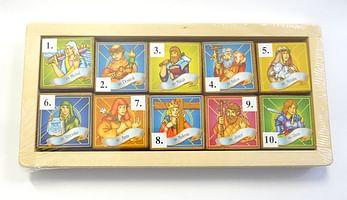 Pexeso: Svätci (596)