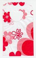 Vrecko: červeno-biele (7631)