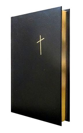 Evanjelický spevník: so zlatorezom - krížik (5. vydanie)