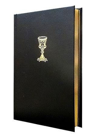 Evanjelický spevník: so zlatorezom - kalich (5. vydanie)