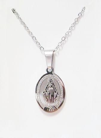 Medailón: Zázračná medaila, s retiazkou (1985)