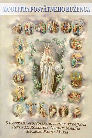 Modlitba posvätného ruženca