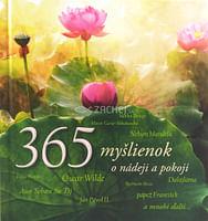 365 myšlienok o nádeji a pokoji
