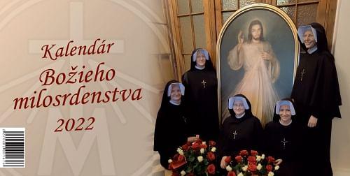 Kalendár: Božieho milosrdenstva, stolový - 2022