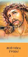 Záložka: Ježišova krv má moc... (003/001)