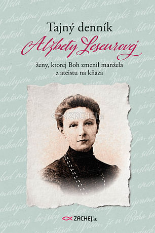 E-kniha: Tajný denník Alžbety Leseurovej