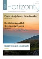 E-časopis: Nové Horizonty 1/2020