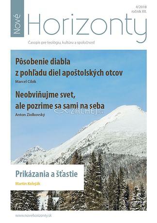 E-časopis: Nové Horizonty 4/2018