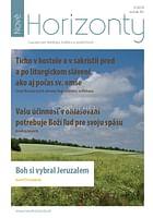 E-časopis: Nové Horizonty 3/2018