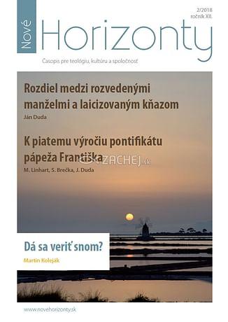 E-časopis: Nové Horizonty 2/2018