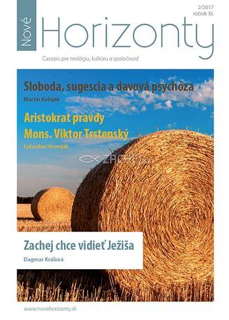 E-časopis: Nové Horizonty 2/2017