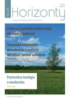 E-časopis: Nové Horizonty 1/2016