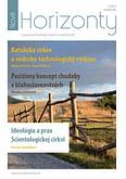 E-časopis: Nové Horizonty 2/2014