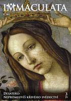 E-časopis: Immaculata 3/19