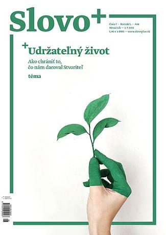 Noviny: Slovo+ 7/2021