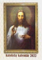 Kalendár: katolícky, nástenný - 2022 (PG)