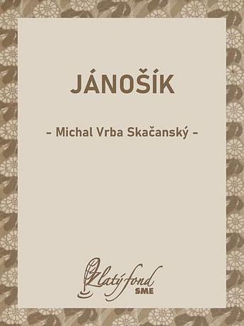 E-kniha: Jánošík