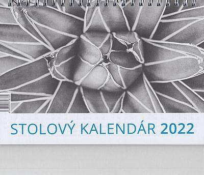 Kalendár: pracovný, stolový - 2022 (malý/Neo)
