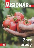 E-časopis: Misionár 8/2021