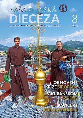 E-časopis: Naša žilinská diecéza 8/2021