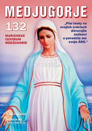 E-časopis: Medjugorje 132