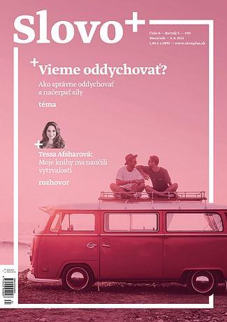 Noviny: Slovo+ 8/2021