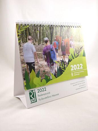 Kalendár: gréckokatolícky, stolový - 2022