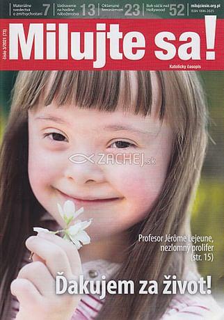 Časopis: Milujte sa! (73)