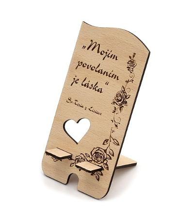 Stojan na mobil: Mojim povolaním je láska (217)