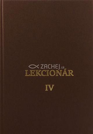 Lekcionár IV.