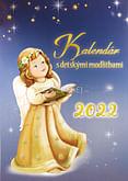 Kalendár: s detskými modlitbami, nástenný - 2022 (ZAEX)