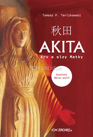 E-kniha: Akita: Krv a slzy Matky