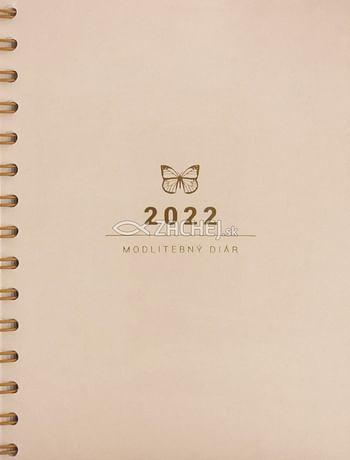 Modlitebný diár 2022
