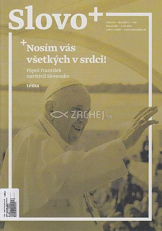 Noviny: Slovo+ 10/2021