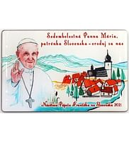 Magnetka: Návšteva Pápeža Františka na Slovensku 2021