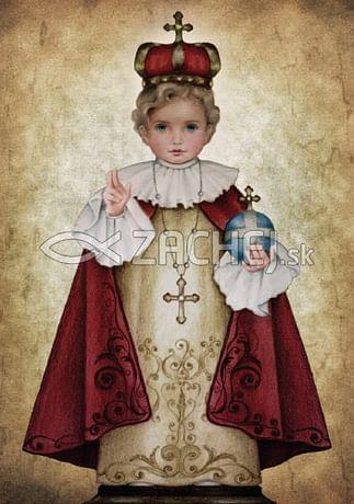 Modlitba k Pražskému Jezuliatku