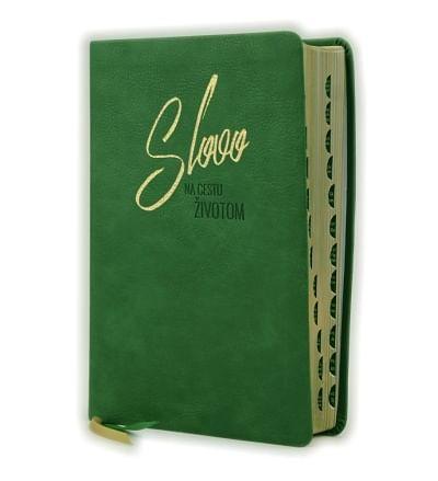 Biblia: ekumenická, s indexmi - zelená