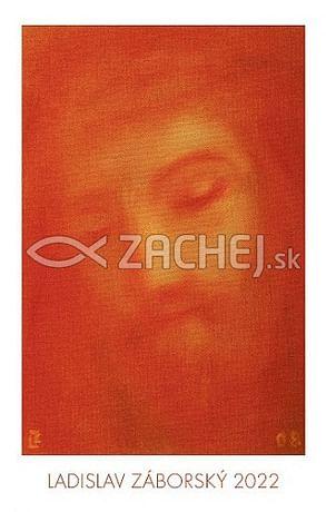 Kalendár: Ladislav Záborský, nástenný - 2022