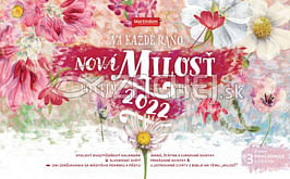 Kalendár: Nová milosť po celý rok - stolový - 2022