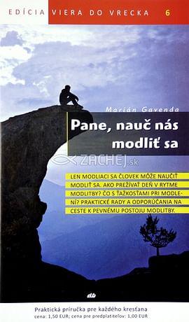 Pane, nauč nás modliť sa - 6/2011
