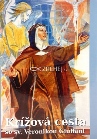 Krížová cesta so sv. Veronikou Giuliani