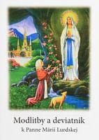 Modlitby a deviatnik k Panne Márii Lurdskej