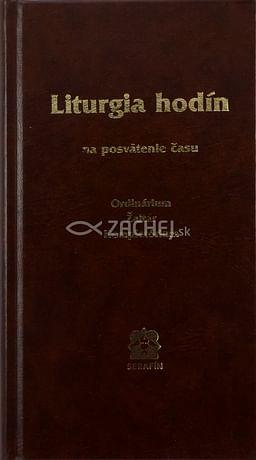 Liturgia hodín na posvätenie času (II.)